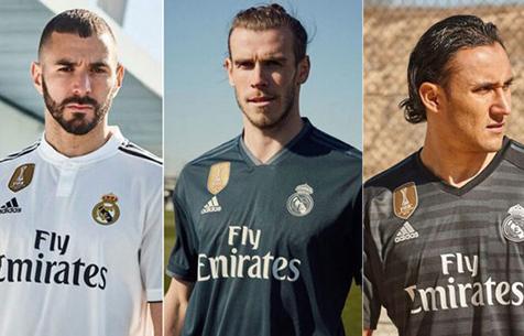 """""""Мадрид"""" представил форму на сезон 2018/2019"""