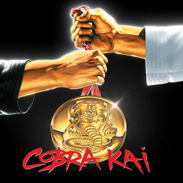 Кобра Кай / Cobra Kai [S01] (2018) WEBRip | AlexFilm