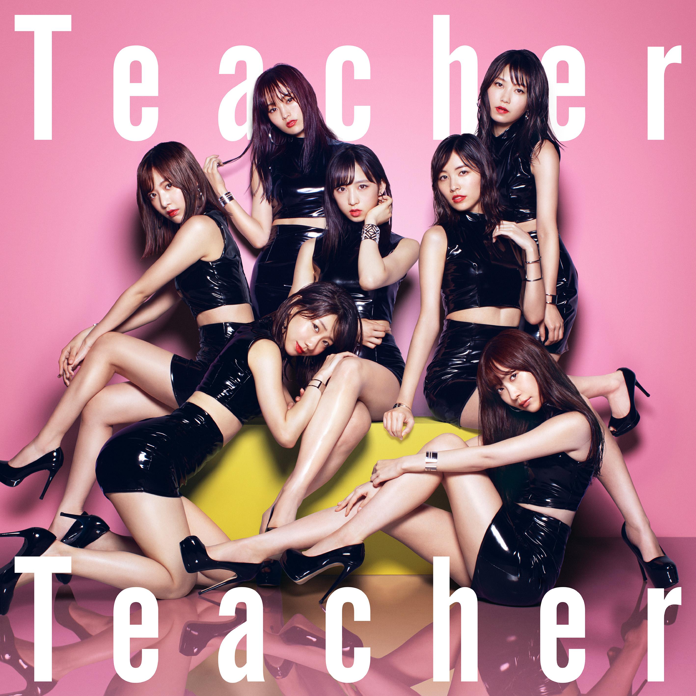 20180610.1257.01 AKB48 - Teacher Teacher (Type A) cover 1.jpg