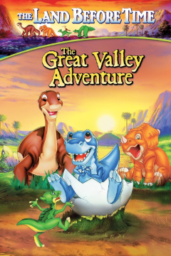 ����� �� ������ ������ 2: ����������� � ������� ������ / The Land Before Time II: The Great Valley Adventure (1994) WEB-DL 1080p