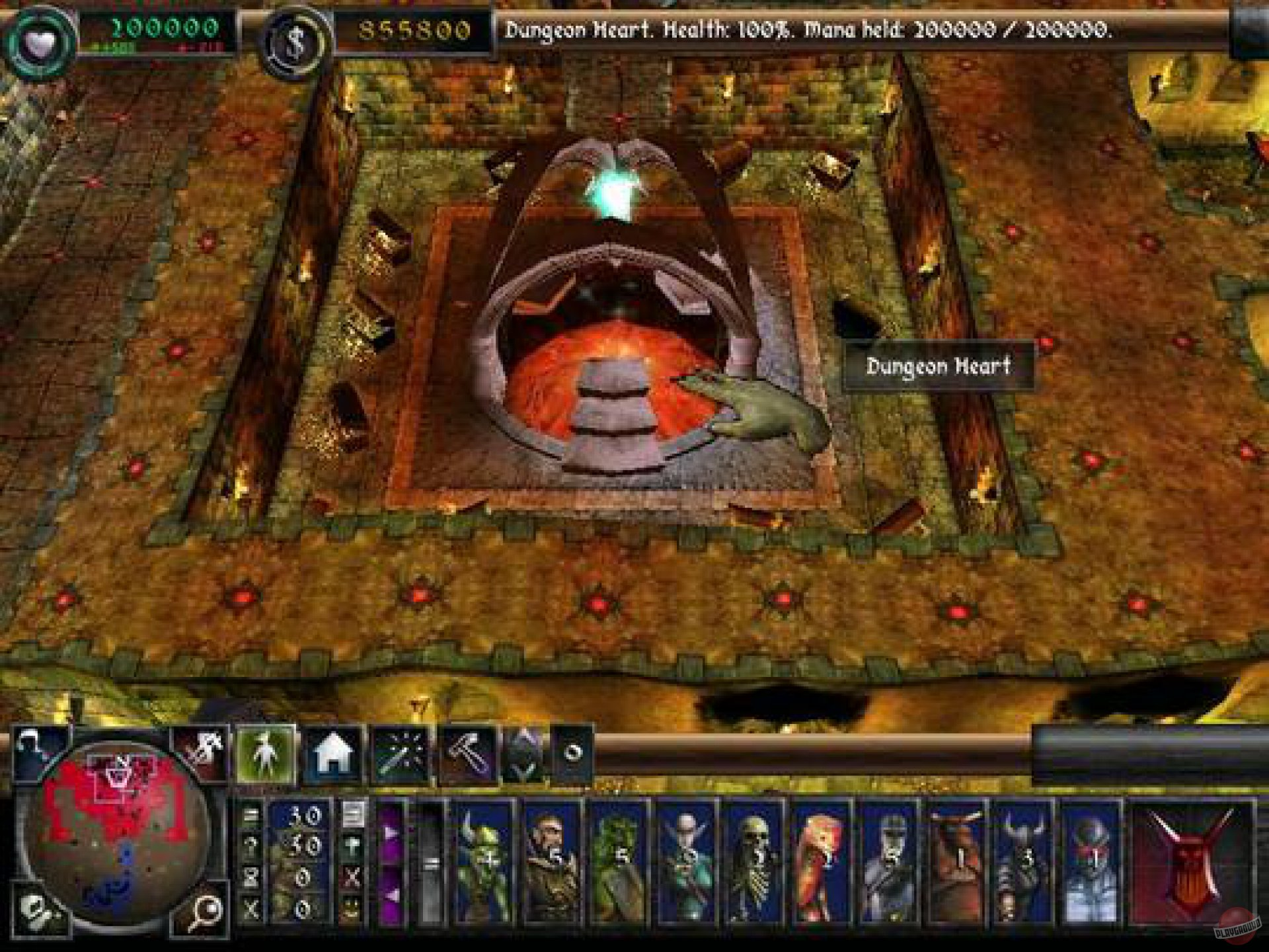 Dungeon Keeper 2 (1999/PC/Русский), Repack