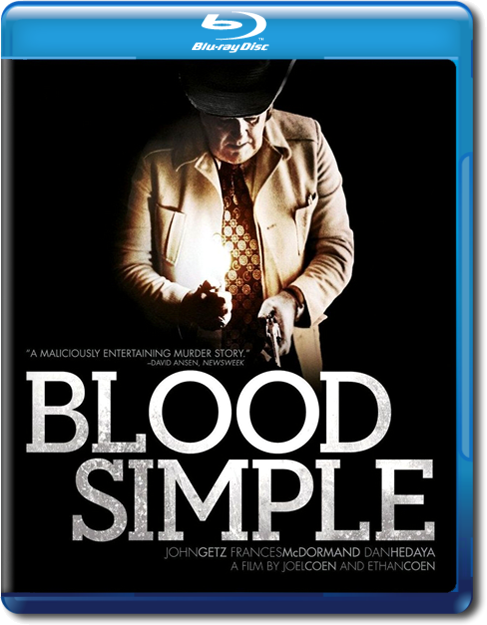 Просто кровь / Blood Simple (1984) BDRip 720p | P, A | Режиссёрская версия