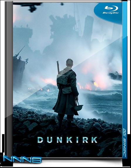 Дюнкерк / Dunkirk (2017) BDRip 720p от NNNB | IMAX | D, A