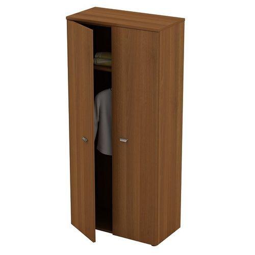 Офисный шкаф для одежды из ДСП