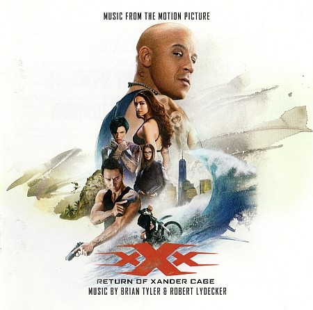 (Score) Три икса: Мировое господство / xXx: Return Of Xander Cage (by Brian Tyler & Robert Lydecker) - 2017, FLAC (tracks+.cue), lossless