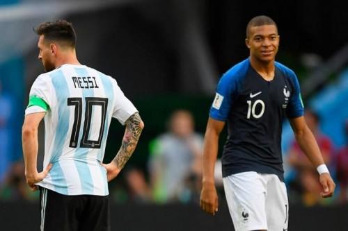 ЧМ-2018.1/8 финала.Франция-Аргентина (обзор) [Футбол]