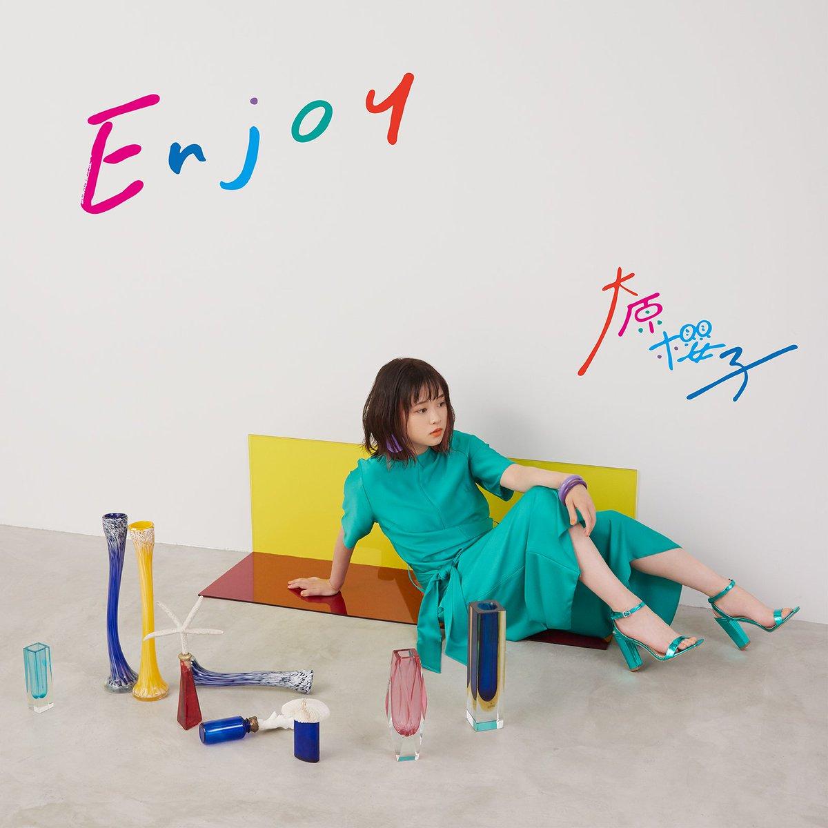 20180702.2117.12 Sakurako Ohara - Enjoy cover 3.jpg