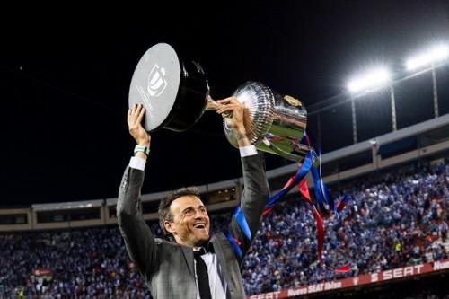 Луис Энрике – новый главный тренер сборной Испании [Футбол]