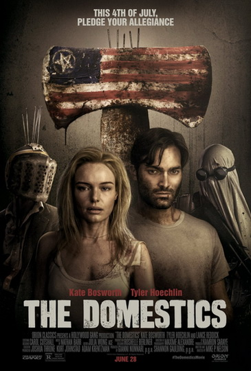 Местные / The Domestics (Майк П. Нельсон / Mike P. Nelson) [2018, США, ужасы, триллер, WEB-DL 1080p] MVO (HDrezka Studio) + MVO (SDI Media) + Sub Eng + Original Eng