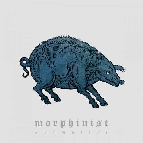 (Atmospheric Post-Black Metal) Morphinist - Sunwalker - 2018, MP3, 320 kbps