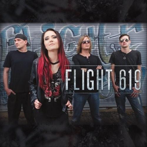 (Alternative Rock (female vocal)) Flight 619 - Flight 619 - 2018, MP3, 320 kbps