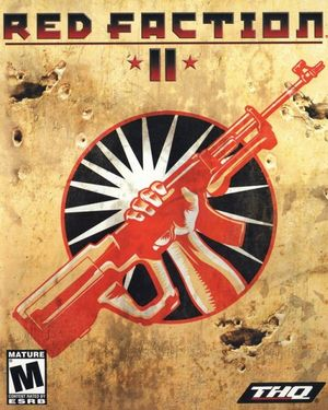 Red Faction II (2003) [Ru] [macOS WineSkin]