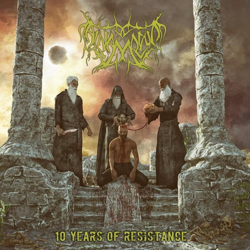 (Black / Folk Metal) Al-Namrood - Ten Years Of Resistance (Compilation) - 2018, MP3, 320 kbps