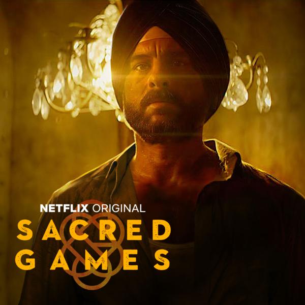 Сакральные игры / Sacred Games [S01] (2018) WEB-DL 720p   NewStudio