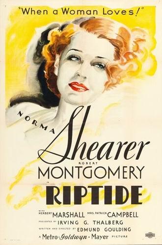 Быстрина / Riptide (Эдмунд Гулдинг / Edmund Goulding) [1934, США, драма, мелодрама, DVD5 (Custom)] VO (Дмитрий Есарев) + Original Eng