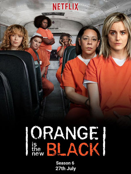 Оранжевый - хит сезона / Orange Is the New Black [S06] (2018) WEBRip 1080p | ColdFIlm