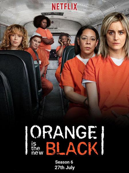 Оранжевый - хит сезона / Orange Is the New Black [S06] (2018) WEBRip 720p | ColdFIlm