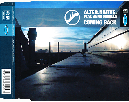 (Progressive House, Latin) [CDM] Alter.Native. feat. Anne Murillo - Coming Back - 2001, FLAC (tracks+.cue), lossless