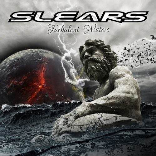 (Alt.Metal / Hard Rock) Slears - Turbulent Waters - 2018, MP3, 320 kbps