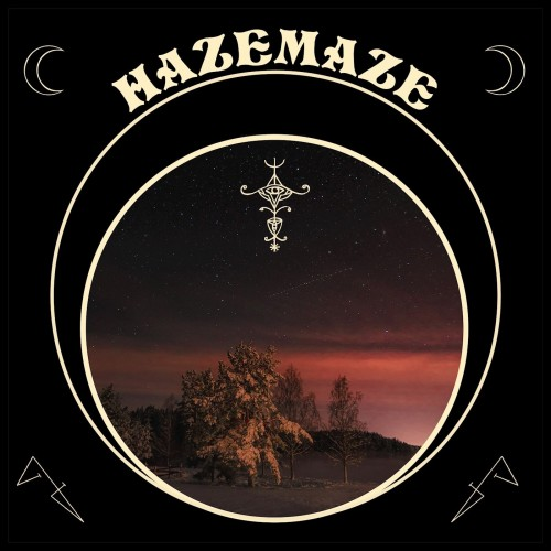 (Hard Rock/ Blues Rock/ Stoner/ Vintage) Hazemaze - Hazemaze - 2018, MP3, 320 kbps