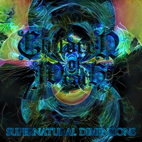 (Black, Death Metal) Children of Wrath - Supernatural Dimensions - 2018, MP3, 320 kbps