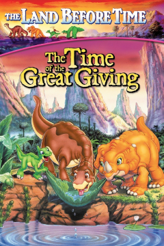 ����� �� ������ ������ 3: � ������� ���� / The Land Before Time III: The Time of the Great Giving (1995) WEB-DL 1080p