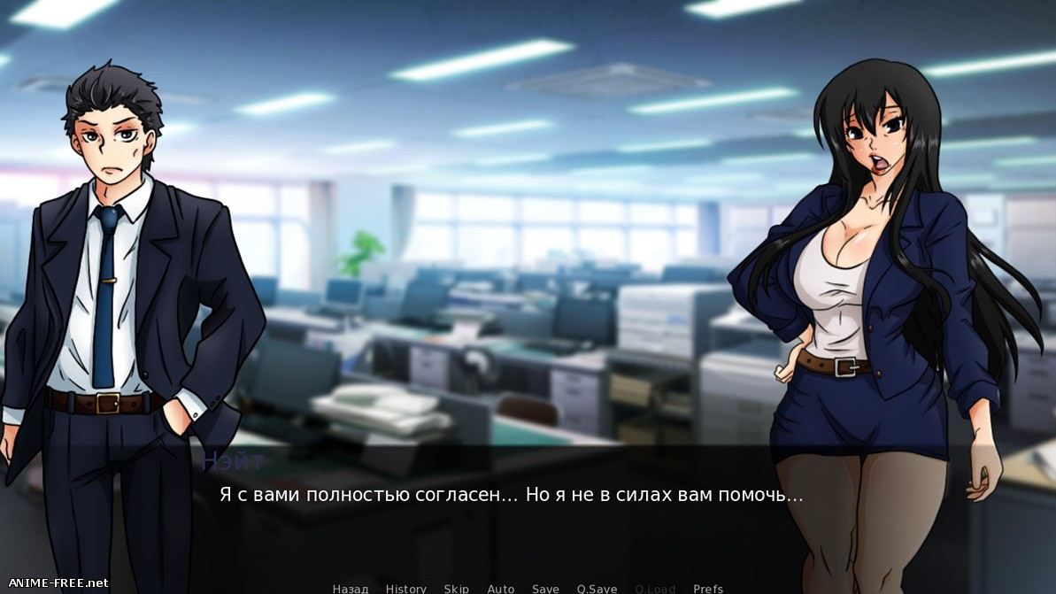Project2 [2018] [Uncen] [VN] [RUS] H-Game