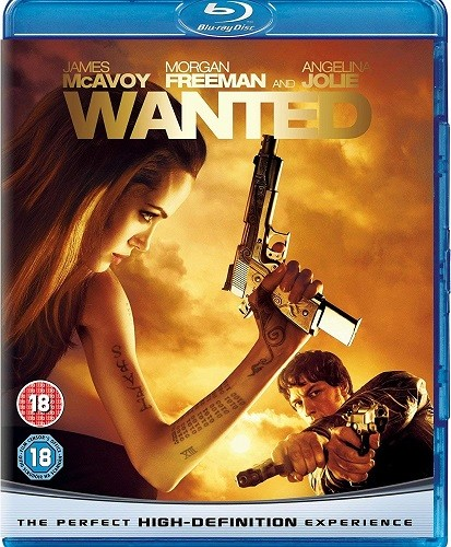 Wanted 2008 1080p BluRay H264 AAC-RBG