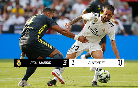 Real Madrid C.F. - Juventus F.C. 3:1