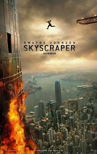 Skyscraper 2018 1080p HC HDRip X264 AC3-EVO