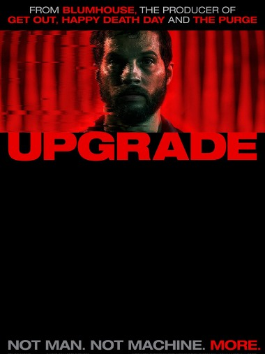 Апгрейд / Upgrade (2018) HDRip от Dalemake | Sub