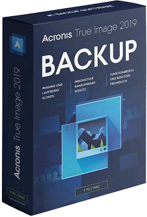 Acronis True Image 2019 23.2.1 build 13660 Final + BootCD