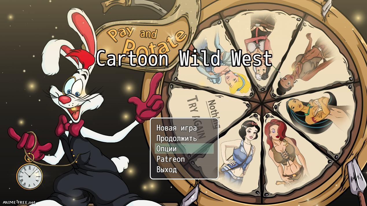 Cartoon Wild West [2018] [Uncen] [ADV] [Android Compatible] [ENG,RUS] H-Game