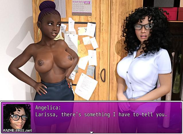 Angelica Origins Remake [2018] [Uncen] [ADV, 3DCG] [Android Compatible] [ENG] H-Game