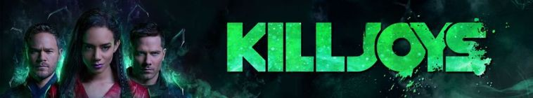 Killjoys S01-S03 720p HDTV x264-MIXED