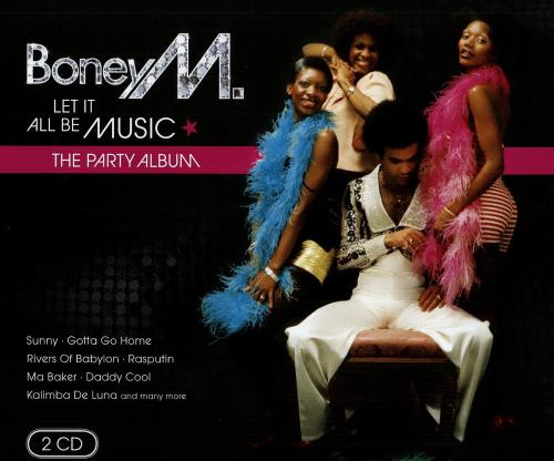 Boney M - Let It All Be Music-The Party Album (2009) 2CD [FLAC|Lossless|image + .cue]<Disco>