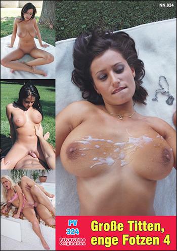 Purzel Video - Большие сиськи, тесные письки 4 / Grosse Titten, enge Fotzen 4 (2010) DVDRip |