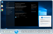 Windows 10 Enterprise LTSC 2019 RS5 (1809 17763.1) (x86-x64) (2018) =Eng/Rus=