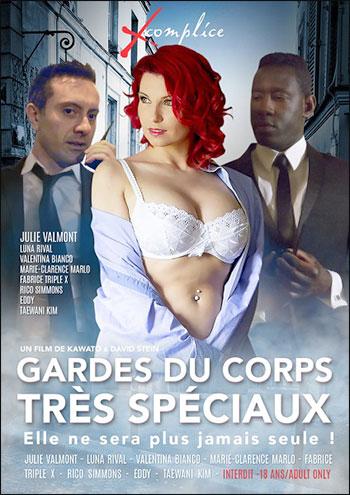 Marc Dorcel - Очень специальные телохранители / Gardes du Corps Tres Speciaux / Very Special Bodyguards (2018) WEB-DLRip |