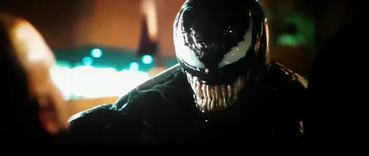 Веном / Venom (2018/CAMRip)