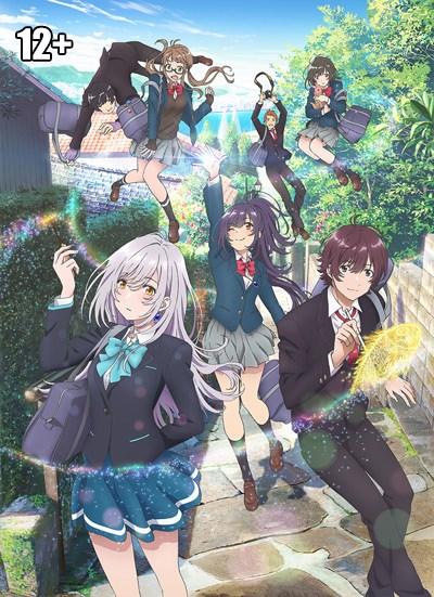 Irozuku Sekai no Ashita kara | Iroduku: The World in Colors | Из завтрашнего дня разноцветного мира [2018, TV, 13 эп.] WEB-DL 720p raw