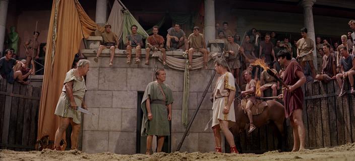 Спартак / Spartacus (1960/BDRip)