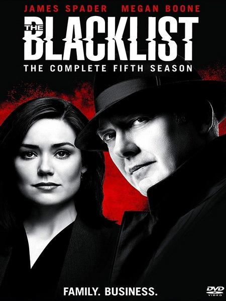 The Blacklist Season 5 BDRip x264-DEMAND