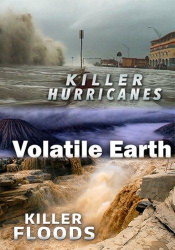 Взрывная Земля / Volatile Earth (2017) HDTVRip [H.264/1080p-LQ] (Сезон 1, серии 3 из 3)
