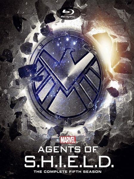 Marvels Agents of S.H.I.E.L.D. Season 5 BDRip x264-REWARD