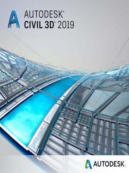 Autodesk AutoCAD Civil 3D 2019.1 (x64)