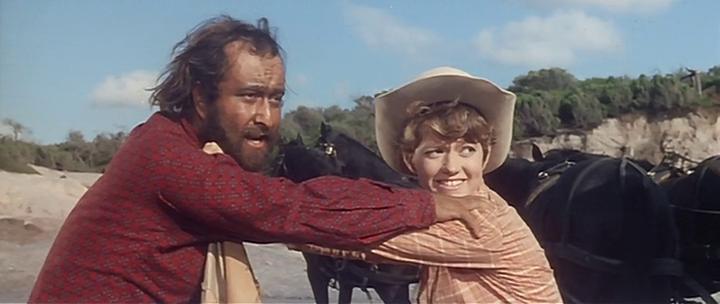 Маленькая Рита на Диком Западе / Little Rita nel West (1967/DVDRip)