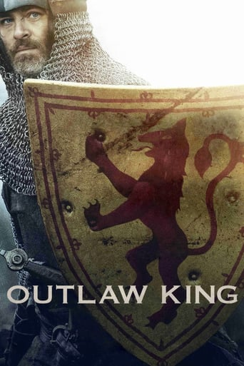 Король вне закона / Outlaw King (2018) WEB-DLRip от Dalemake | D | Невафильм