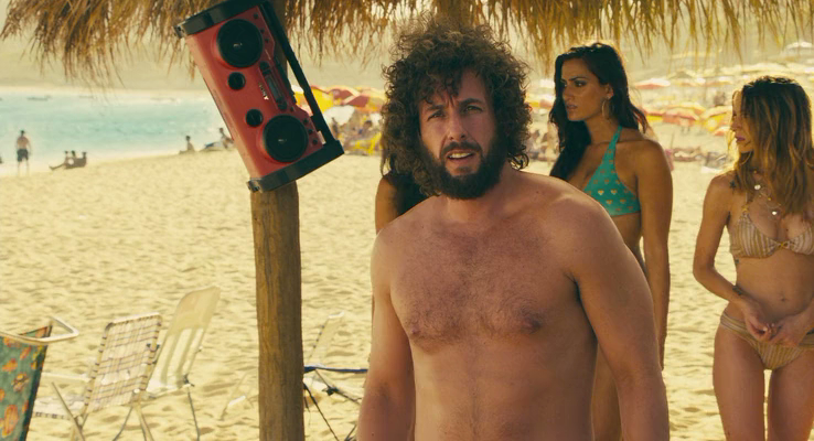 Не шутите с Zоханом! / You Don't Mess with the Zohan (2008/HDRip-AVC)