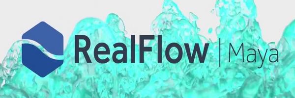 NextLimit RealFlow v1.1.2.0045 for Maya 2017-2018